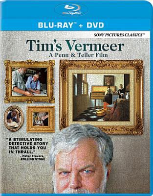 cover of Tim's Vermeer