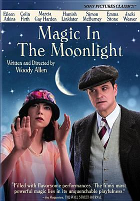 cover of Magic in the Moonlight