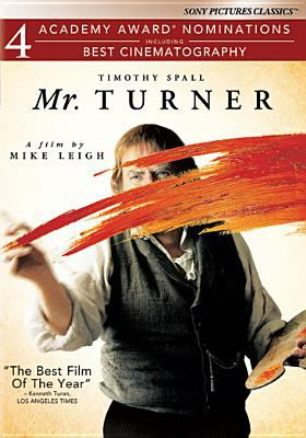 cover of Mr. Turner