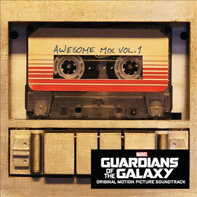 cover of Guardians of The Galaxy: Awesome Mix Vol. 1