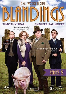 cover of Blandings: Series 2