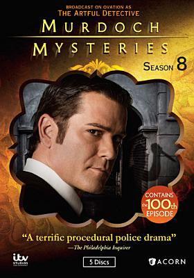 cover of Murdoch Mysteries, season 8