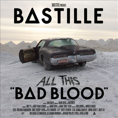 cover of All This Bad Blood
