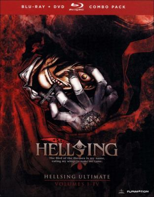 cover of Hellsing: Ultimate Series, Volumes 1-4