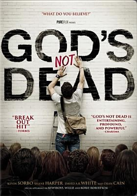 cover of God's Not Dead