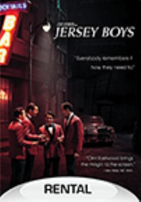cover of Jersey Boys