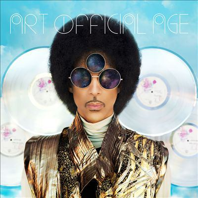 cover of Art Official Age