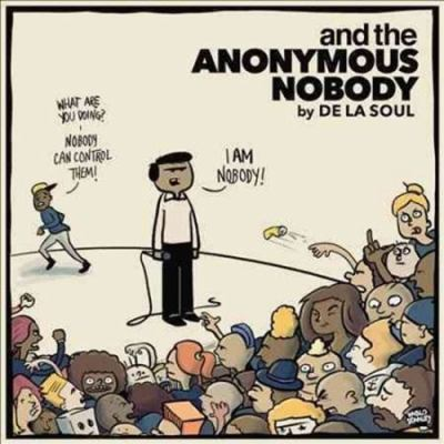 cover of And the Anonymous Nobody