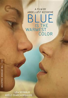 cover of Blue is the Warmest Color
