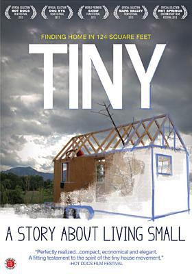 cover of Tiny: A Story about Living Small
