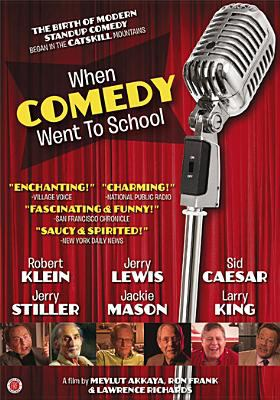 cover of When Comedy Went to School