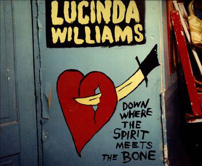 cover of Down Where the Spirit Meets the Bone