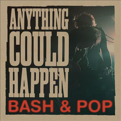 cover of Anything Could Happen