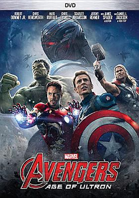cover of The Avengers: Age of Ultron