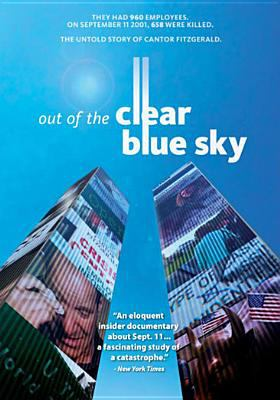 cover of Out of the Clear Blue Sky