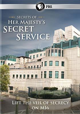 cover of Secrets of Her Majesty's Secret Service