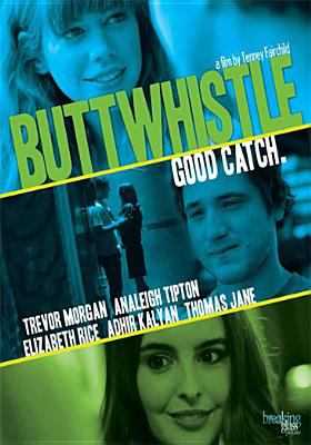 cover of Buttwhistle