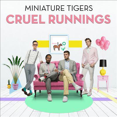 cover of Cruel Runnings