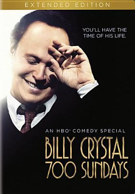 cover of Billy Crystal: 700 Sundays