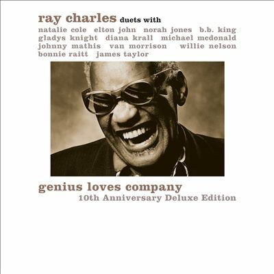 cover of Genius Loves Company (Tenth Anniversary Edition)
