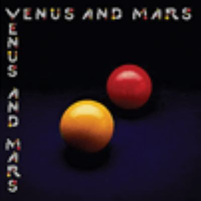 cover of Venus And Mars