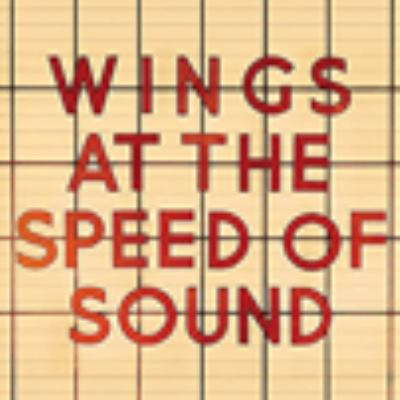 cover of At The Speed of Sound