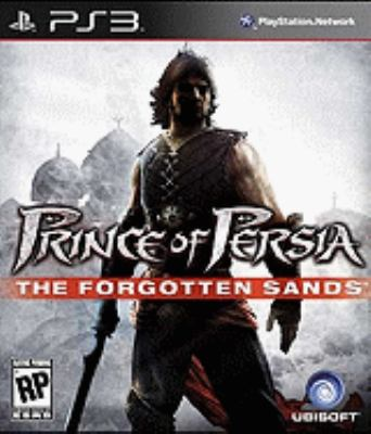Cover image for Prince of Persia. The forgotten sands