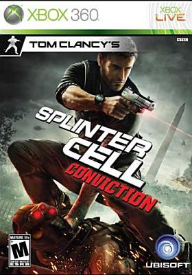 Cover image for Tom Clancy's splinter cell. Conviction
