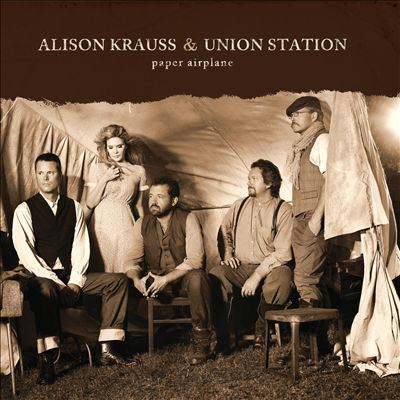 Cover image for Paper airplane