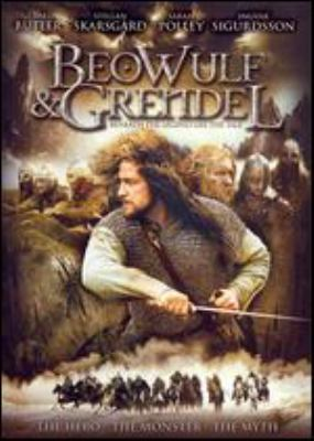 Cover image for Beowulf & Grendel
