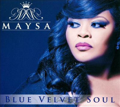 Cover image for Blue velvet soul