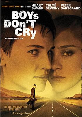 Cover image for Boys don't cry 