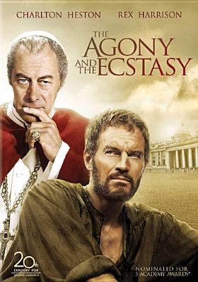 Cover image for The agony and the ecstasy 