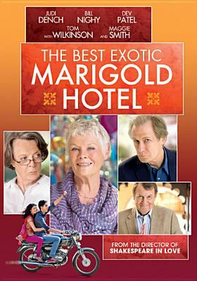 Cover image for The best exotic Marigold Hotel