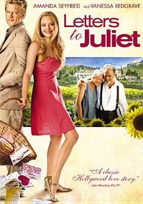 Cover image for Letters to Juliet