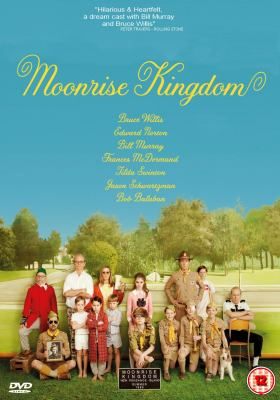 Cover image for Moonrise kingdom 