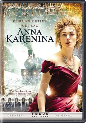 Cover image for Anna Karenina
