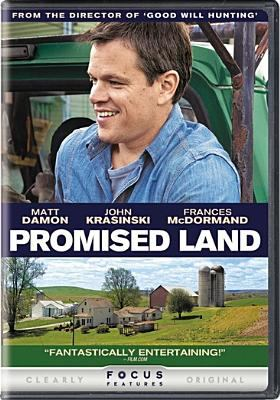 Cover image for Promised land
