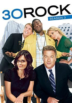 Cover image for 30 Rock. Season 3
