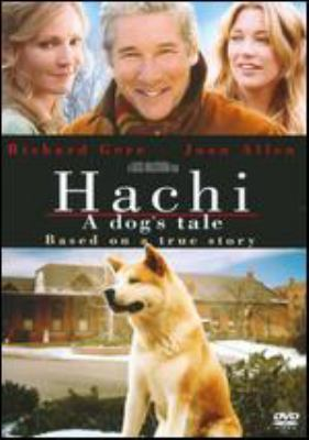 Cover image for Hachi