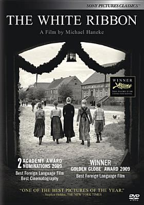 Cover image for The white ribbon