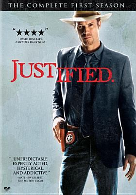 Cover image for Justified. Season 1