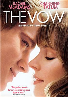 Cover image for The vow
