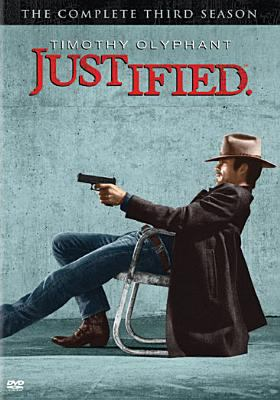 Cover image for Justified. The complete third season