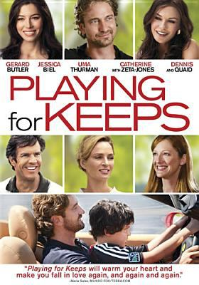 Cover image for Playing for keeps