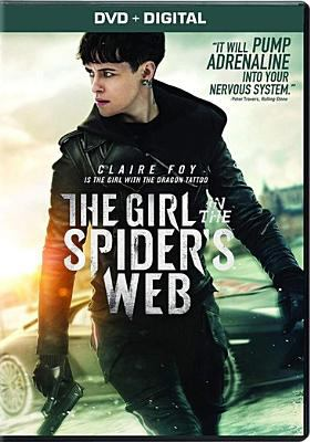 Cover image for The girl in the spider's web