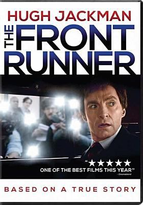 Cover image for The front runner