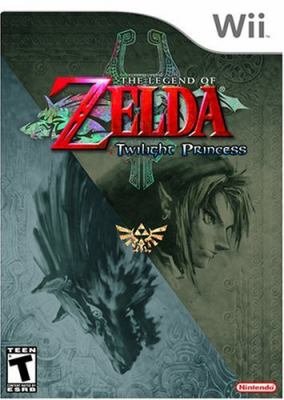 Cover image for The legend of Zelda. Twilight princess