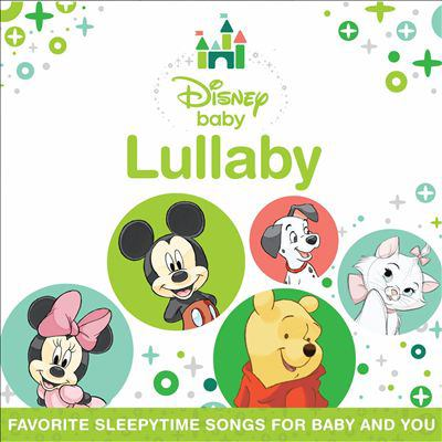 Cover image for Disney baby lullaby