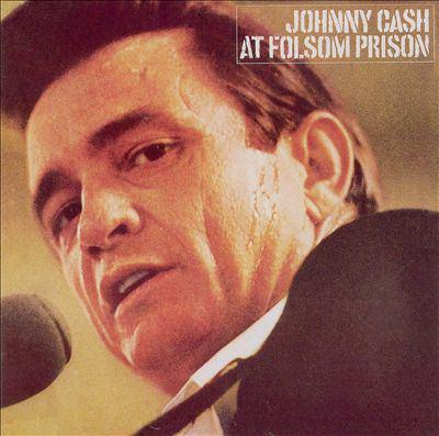 Cover image for Johnny Cash at Folsom Prison